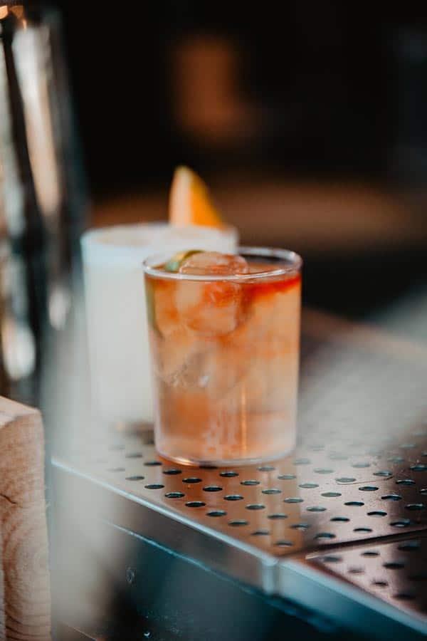 sugar lemon cocktail sidecar